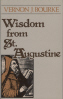 Cover of Publication: Wisdom from St. Augustine, 1984