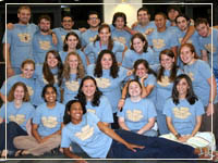 Photo: Residence Life Group Photo