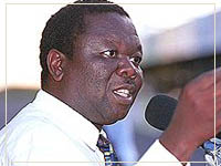 photo: Morgan Tsvangirai