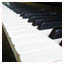 Photo: Piano keyboard