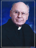 photo: Father Victor Brezik, CSB