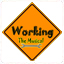 Graphic: Working Sign