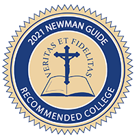 University of St. Thomas in Houston, TX named a recommended Catholic college in the Cardinal Newman Society Guide