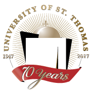 The University of St. Thomas in Houston, Texas celebrates its 70th Anniversary