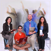 "Students Explore ""Knowledge Out of Chaos"" at 2012 Research Symposium"