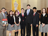 UST/Archdiocesan Essay Contest Awards Winners