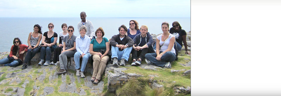 Students Study Abroad in Ireland, Northern Ireland